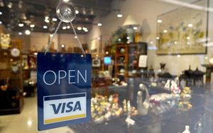 Debitkarte VISA